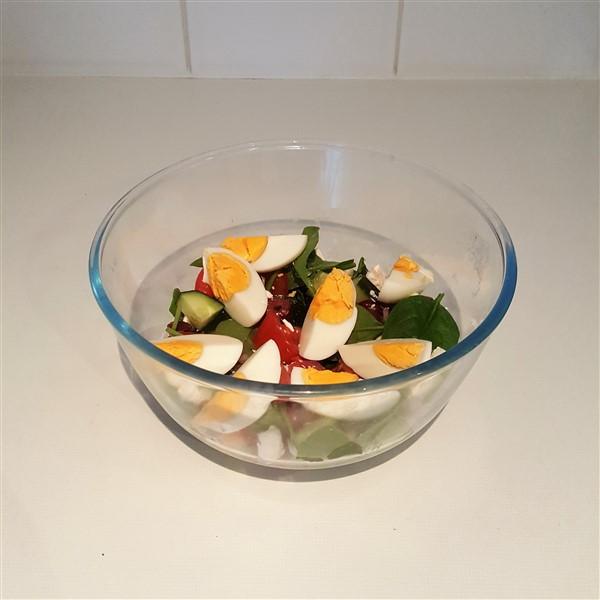 020 - Basic Bitch Salad