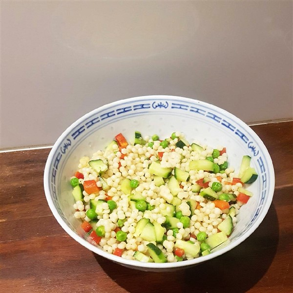 059 - Non Culturally-Specific Pearl Cous Cous