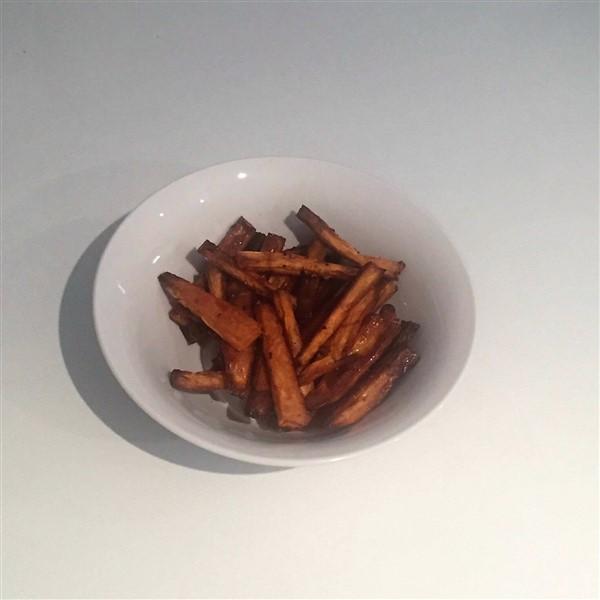 072 - Sweet Potato Fries