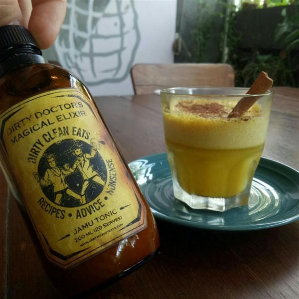 Dirty Doctor's Magical Elixir Jamu Tonic