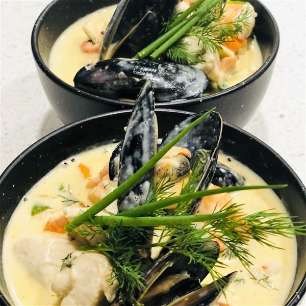 082 - Seafood Chowder
