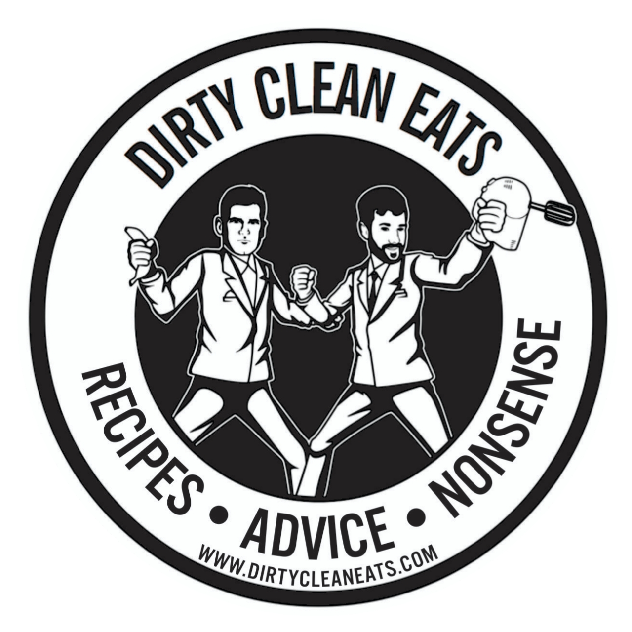 DCE Pirate Radio #57 - Doctor Kickass - Dirty Clean Eats